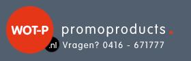 WOT-P promoproducts wij maken merken doeltreffend tastbaar!