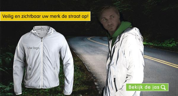 reflecterende jas